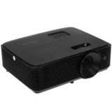 Проектор Optoma W335e Full 3D; DLP, WXGA (1280*800) 3800 ANSI Lm,22000:1; до 15000 ч. (ECO+); +/- 40 vertical; HDMI (v1.4a 3D); VGA IN; Composite RCA; Audio IN MiniJack; VGA Out; Audio OUTх1; USB A power 1A; 10W, RS232, 3 кг