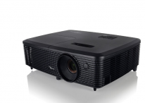 Проектор Optoma S331 (95.71P02GC0E) DLP, 3D Ready, SVGA (800*600), 3200 ANSI Lm, 22000:1;TR 1.94 -2.16:1; 10000ч/8000ч/5000 (Education/Eco/bright) +/-40 vertical; HDMI (1.4a 3D support)x2+MHL; Aufio Out 3.5mm, USB-A Power